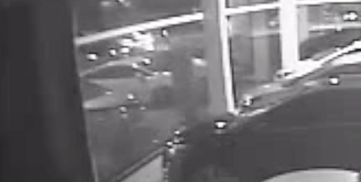 Câmeras flagram momento do acidente que matou casal na Rua 2 de Setembro