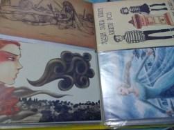 Hellmates Circle postcard collection