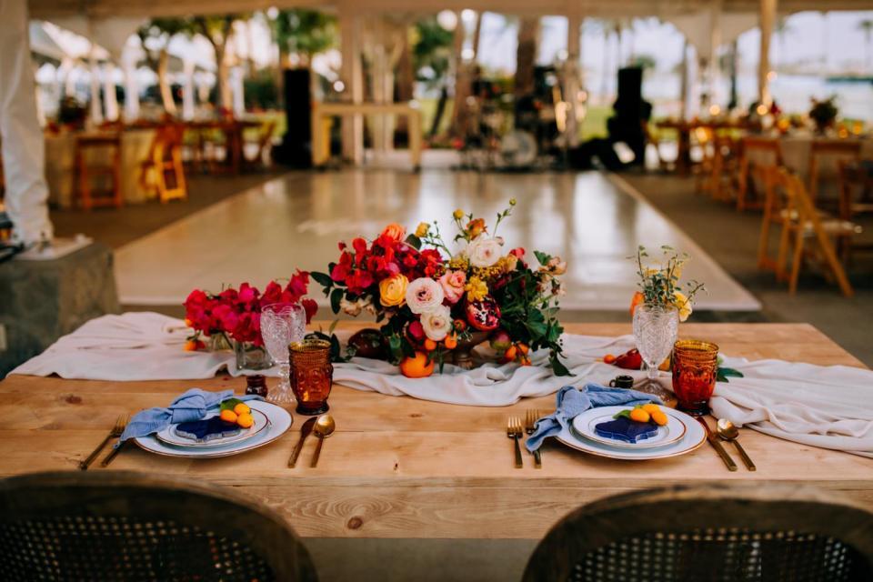 Palm Springs Wedding Photographer | https://alexandriamonette.com