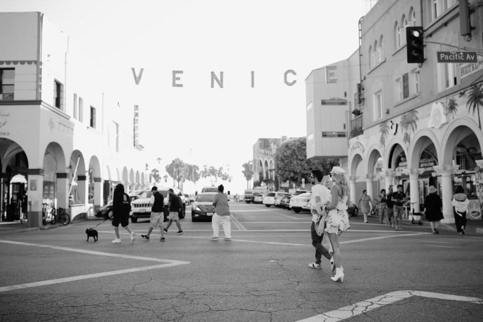 Venice California Engagement   https://alexandriamonette.com