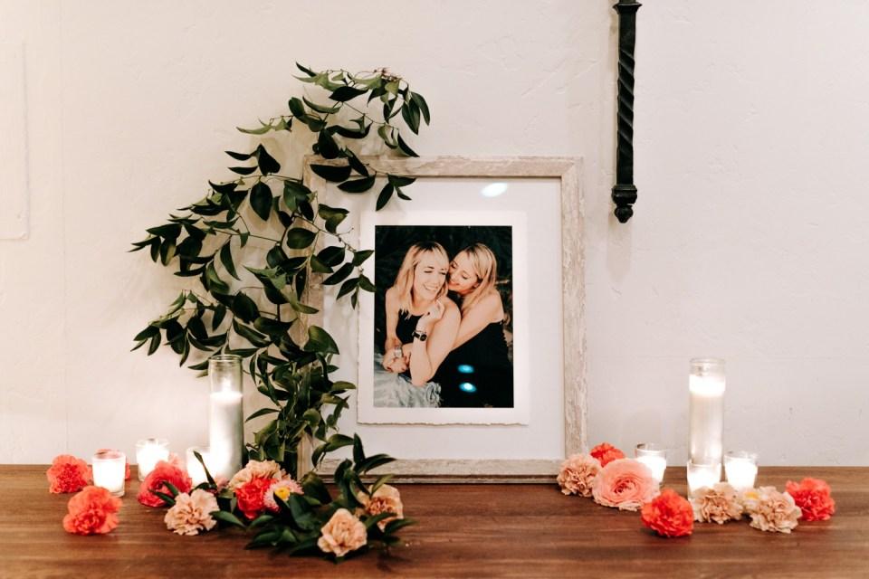 bohemian wedding design