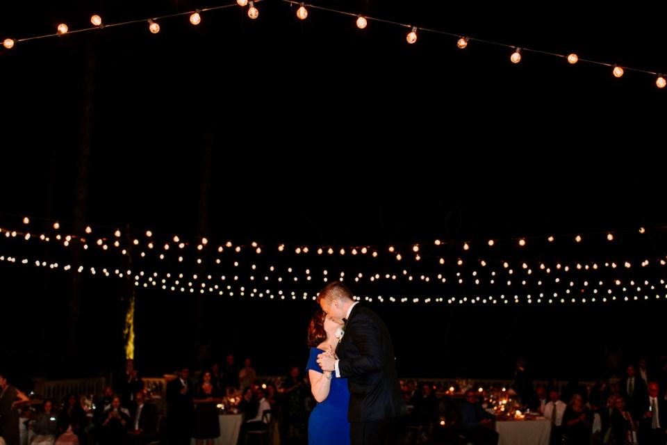 European style Malibu California wedding venue