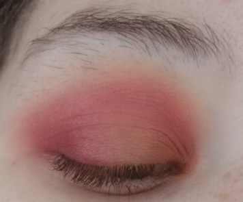 everyday matte makeup eye