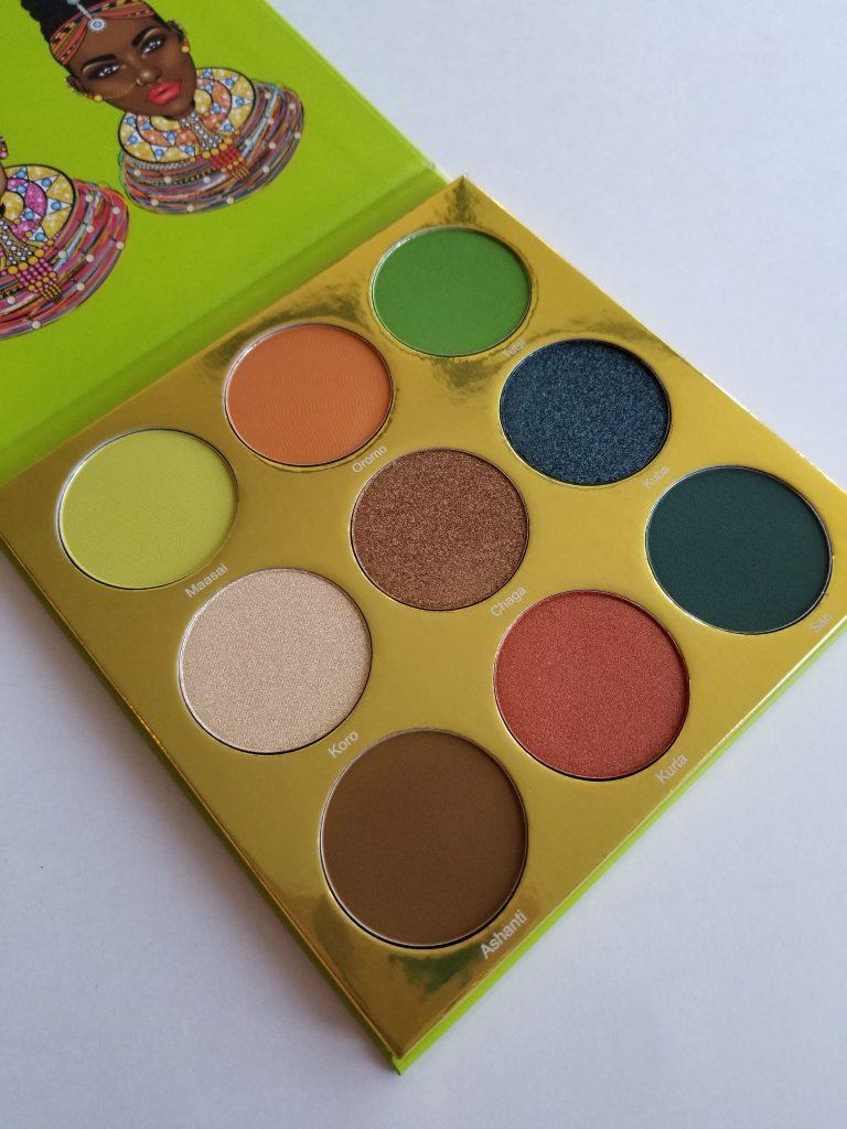 Tribe Eyeshadow Palette