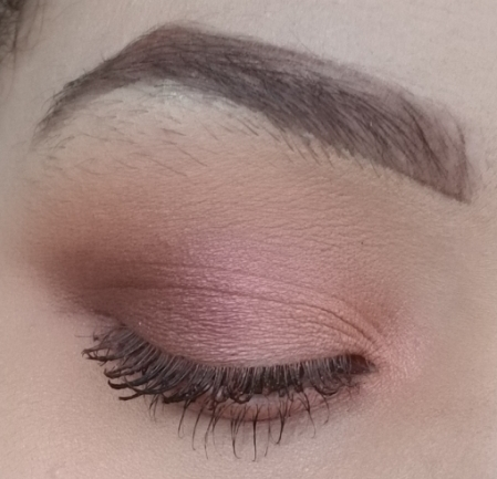 Simple Valentine's Makeup