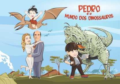 Convite - Pedro