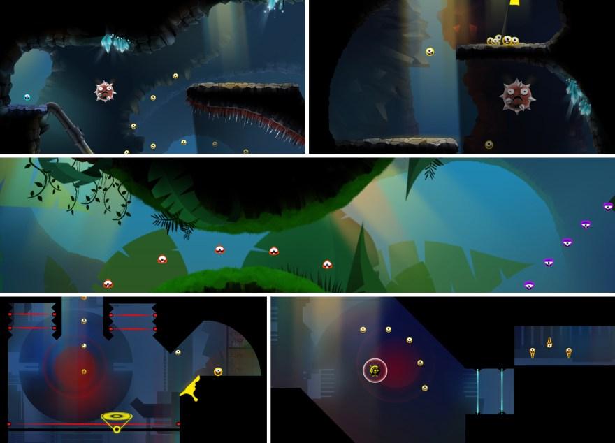 Splemy in-game