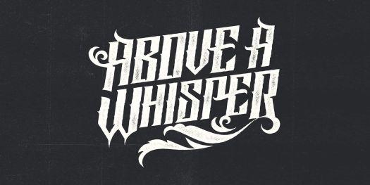 above a whisper