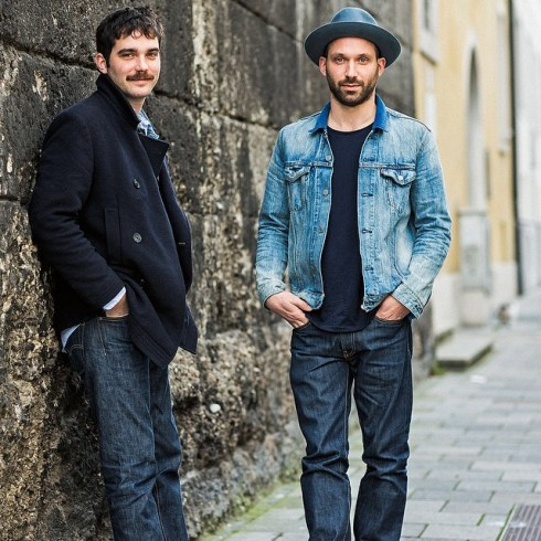 Gute Typen: @amedeetill und @milen_till @sandrasemburg #killthetills #sandrasemburg #GuterTyp #knesebeckverlag