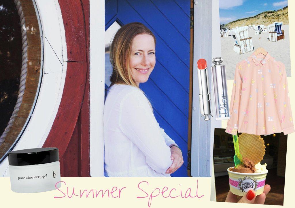 Summer Special x Journelles