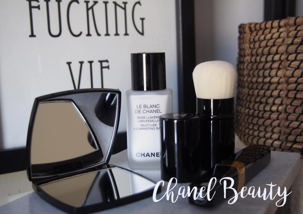 Der neue Chanel Beautyonlineshop