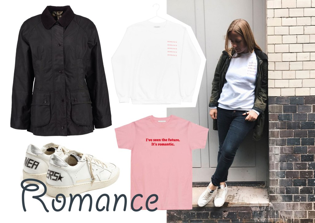 Barbour x More Romance | Anzeige