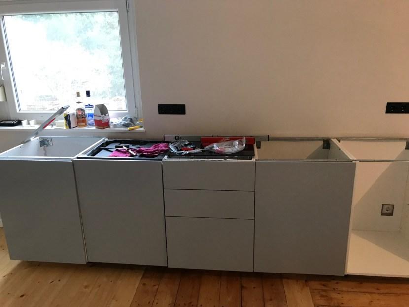 Update von der Baustelle VI: Unsere neue Ikea Küche | Anzeige