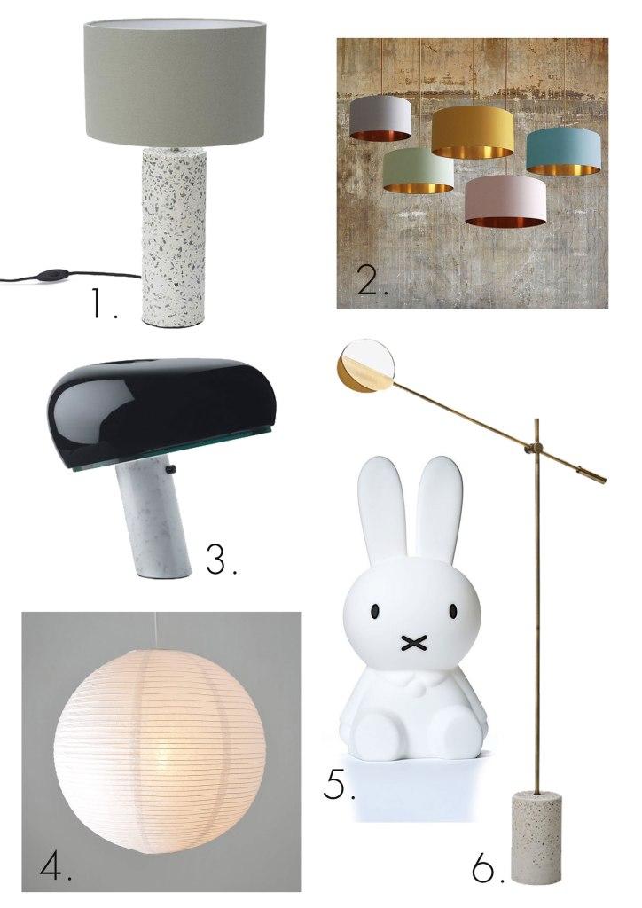 Wunschliste für die Villa Peng: Schöne Lampen | Anzeige, enthält Affiliate Links