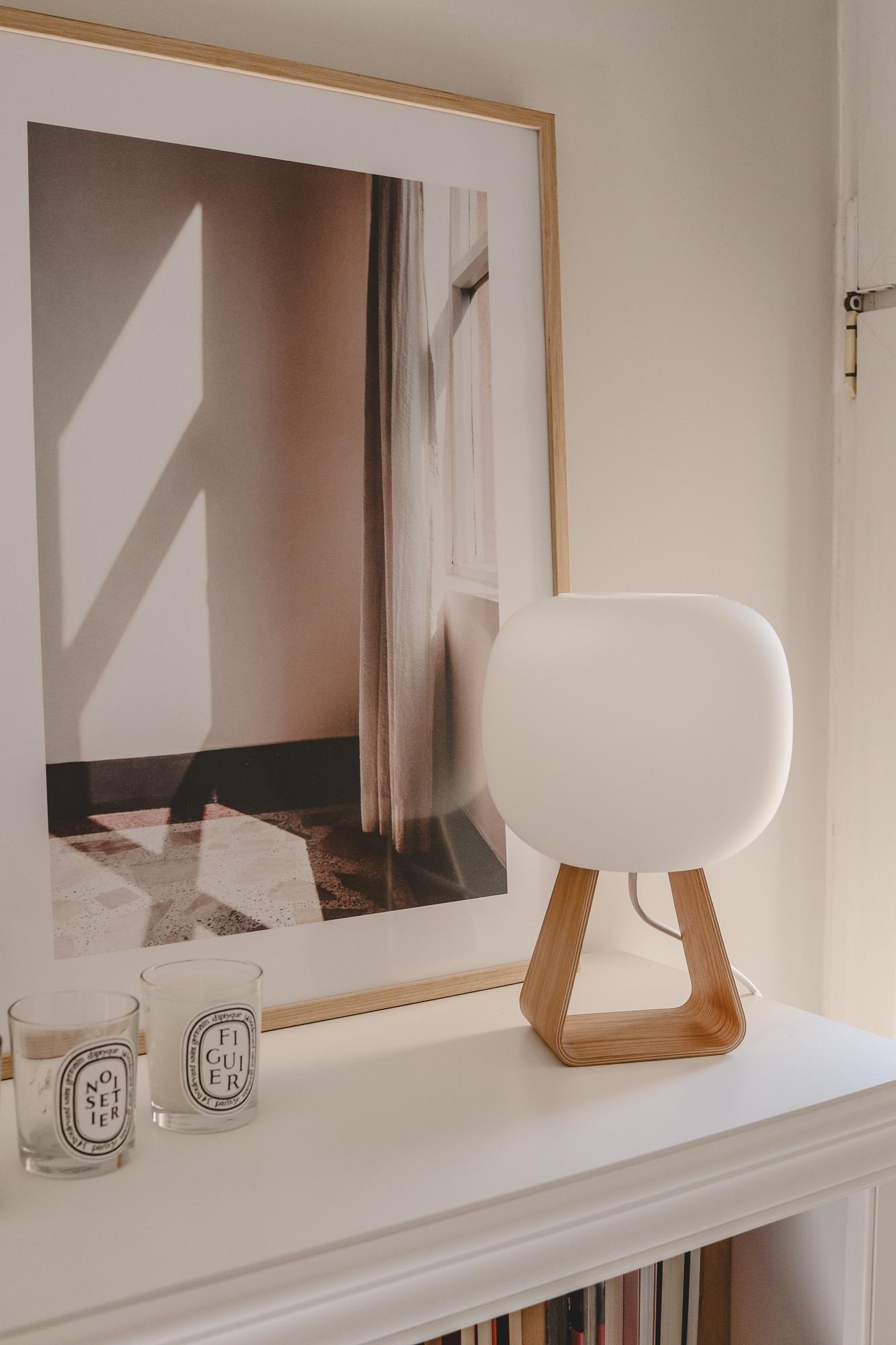 Interior: Unsere neue Toad Tischlampe von Himmee|Anzeige, enthält Affiliate Links