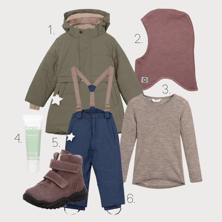 5+1 Dinge für den Kita-Winter, die ich für Baby Peng geshoppt habe | #Anzeige