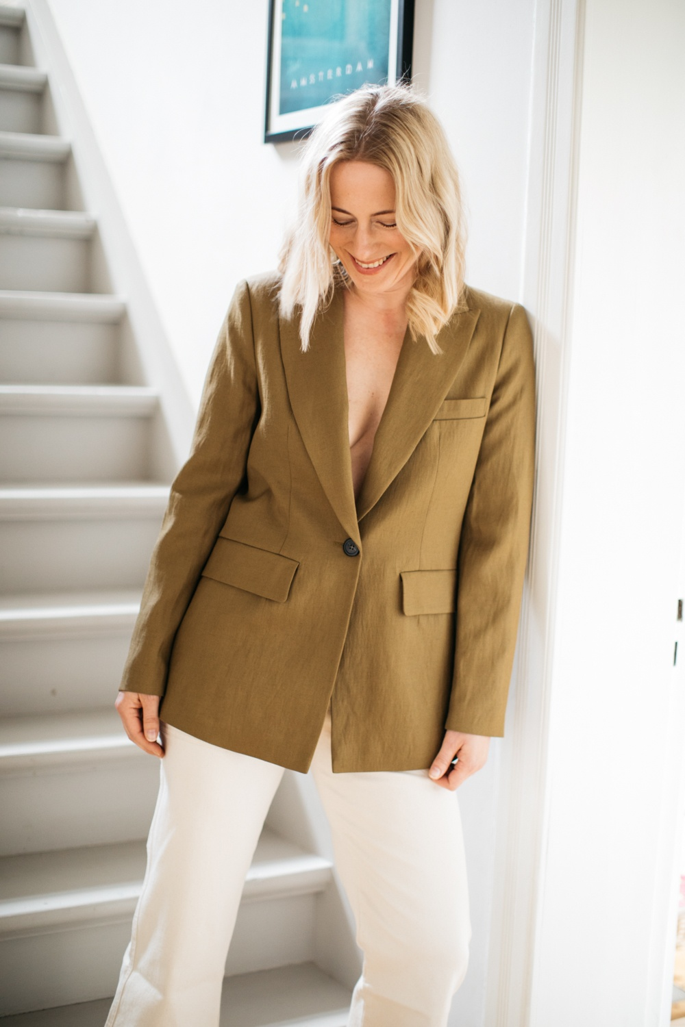 April First Muse by Sandra Semburg – der Blazer-Look | Anzeige