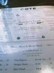 """They had me at """"meat, meat, & more meat"""""""
