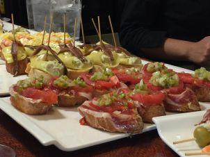San Sebastian is my happy foodie place.