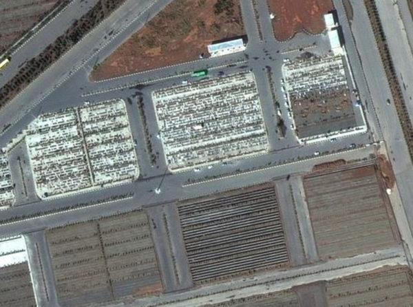 CV3 iran graves