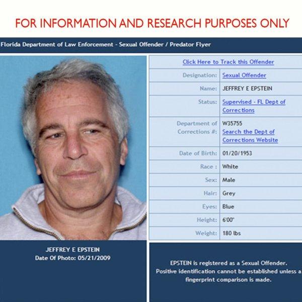 EDV sex offender profile
