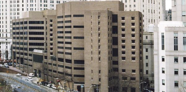 ES metropolitan coorectional center