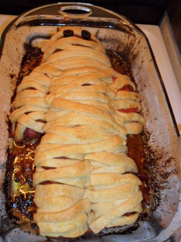 H mummy meatloaf