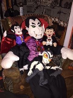 H vamp family kelley