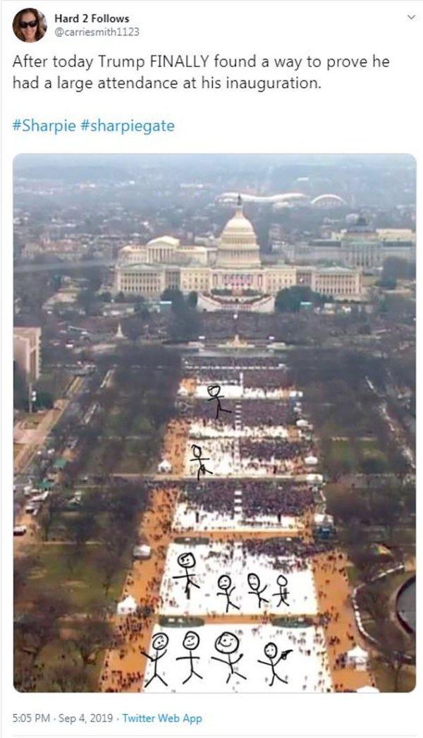 HD trump crowd