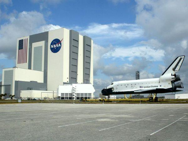 ML NASA houston