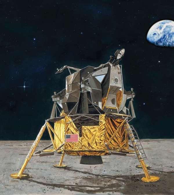 ML lunar lander