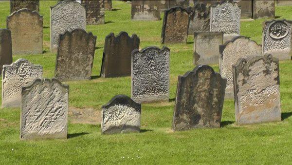 ST cemetery