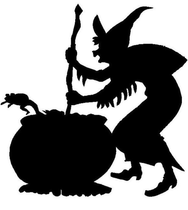 ST witch cauldron