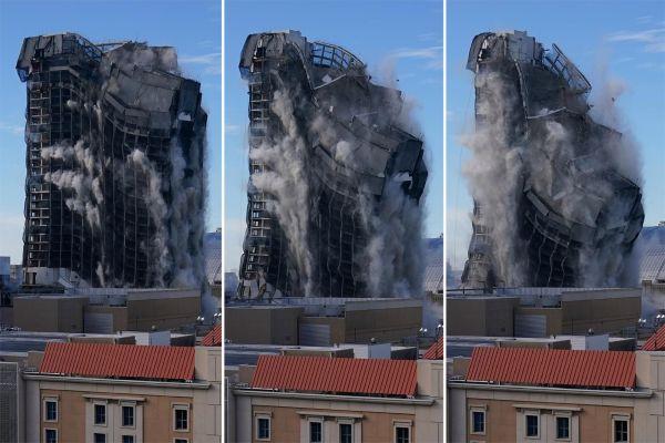 SU1 trump implosion