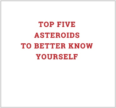 Alex Miller - Top Five Asteroids