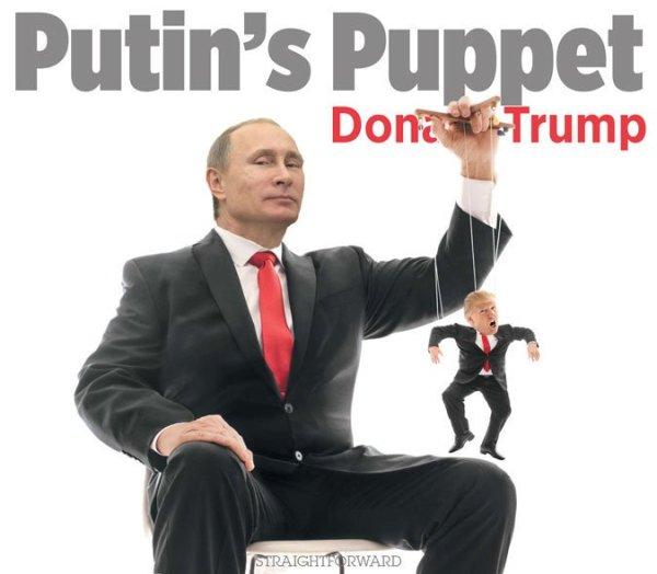 TR puppet