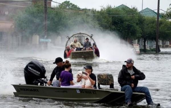 TSR boat rescue