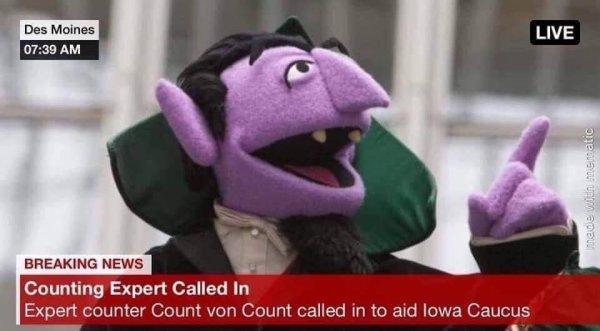 VVV count