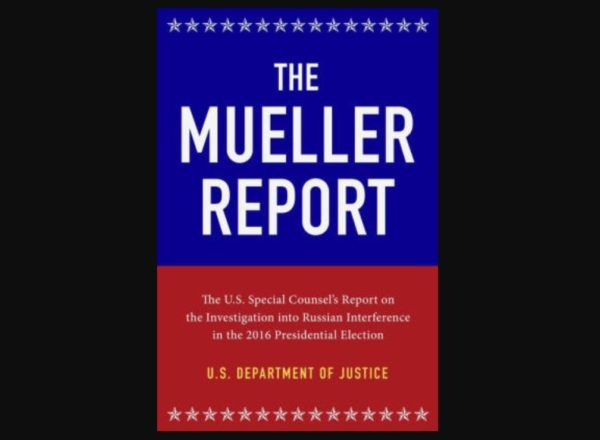 mueller speech report