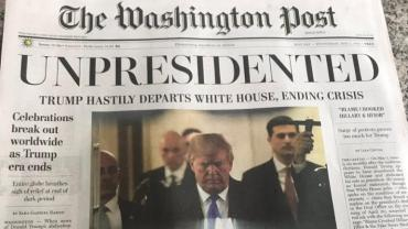 trump resign cover