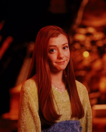 witch alyson hannigan