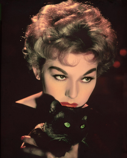 witch kim novak