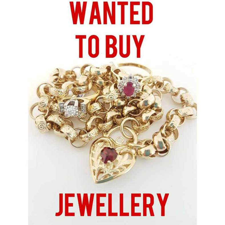 wanted to buy jewellery