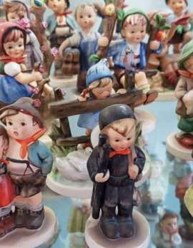 Assorted Hummel Figurines