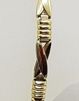 14ct Yellow Gold Bracelet