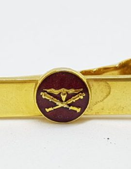 Gold Plated Tie Clip