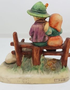 Vintage German Hummel Figurine - Eventide