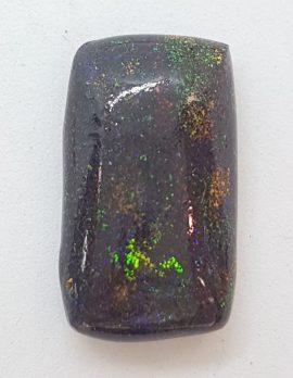 Large Polished Natural Matrix Opal – Rectangular Shape – Loose / Unset Stone