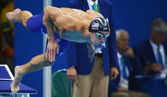 2016 Rio Olympics - Swimming - Final - Men's 200m Butterfly Final - Olympic Aquatics Stadium - Rio de Janeiro, Brazil - 09/08/2016. Michael Phelps (USA) of USA competes. REUTERS/Michael Dalder FOR EDITORIAL USE ONLY. NOT FOR SALE FOR MARKETING OR ADVERTISING CAMPAIGNS. - RTSM92U