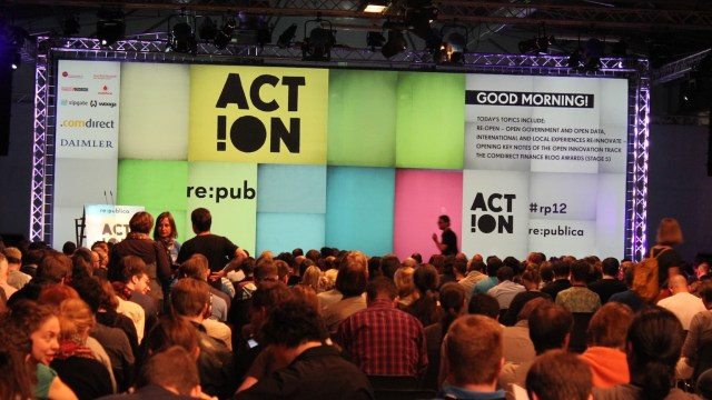 Act!on at re:publica 2012
